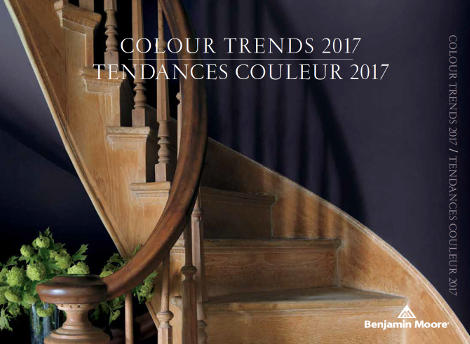 2017 Colour Trends