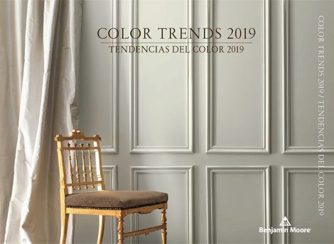 2019 Colour Trends