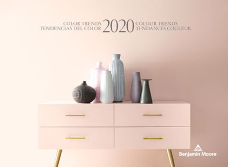 2020 Colour Trends