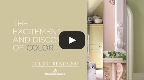 colour trends 2015 benjamin moore uk