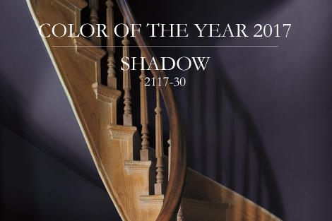 2017 Colour Trends And Colour Of The Year.  Our Colour of the Year, Shadow, is sophisticated, provocative and poetic.