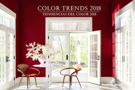 2018 Colour Trends And Colour Of The Year.  Our Colour of the Year, Caliente, is strong, radiant and full of energy