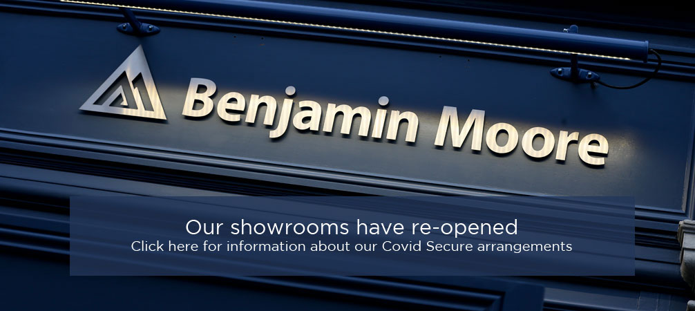 Our showrooms have re-opened.