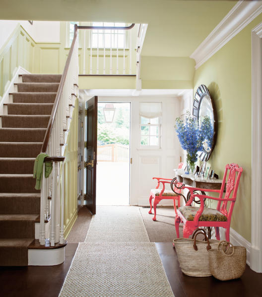 Best Interior Paint Uk: Hall, Stairs And Landings