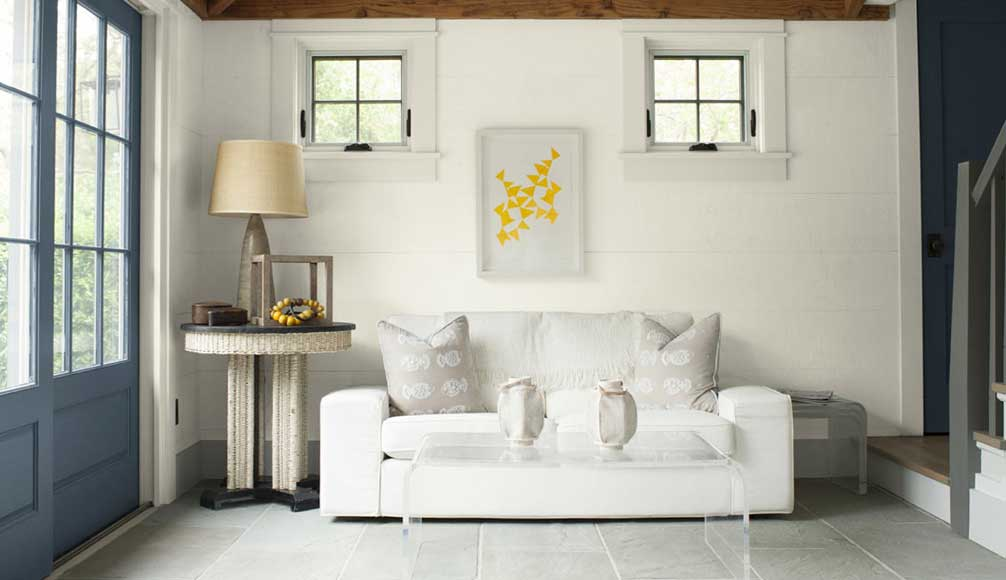 Be Inspired Living Room Benjamin Moore UK